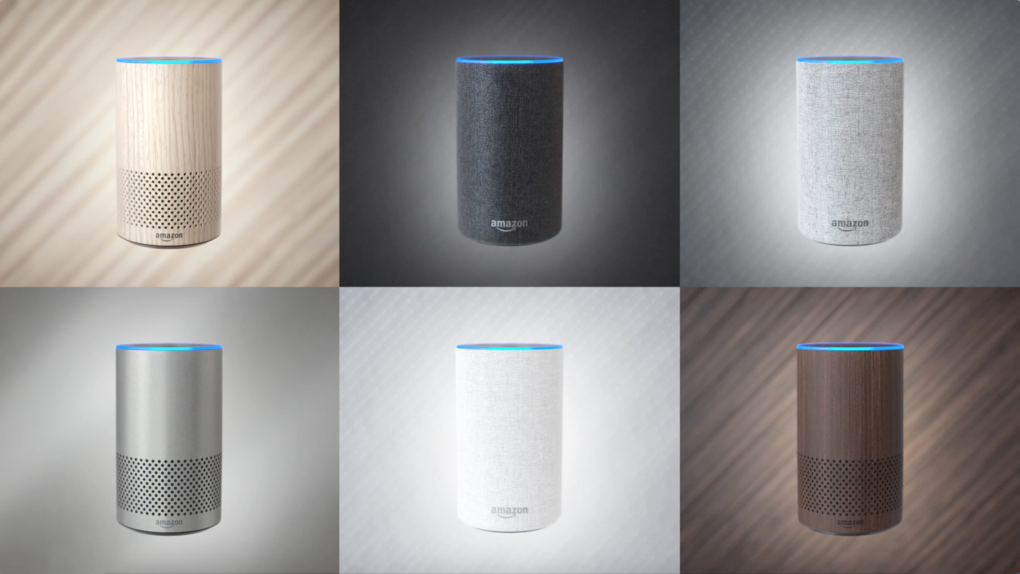 The new Echo is smaller, cheaper and better sounding.