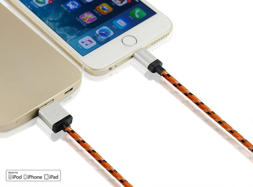 Your charging cable can match your favorite fruit.