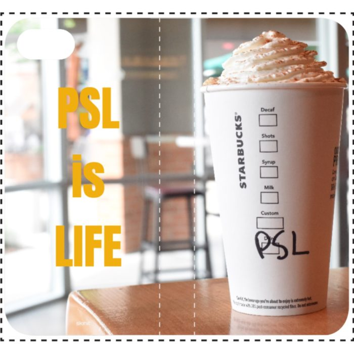 Make your own PSL iPhone case with your Instagram photos.