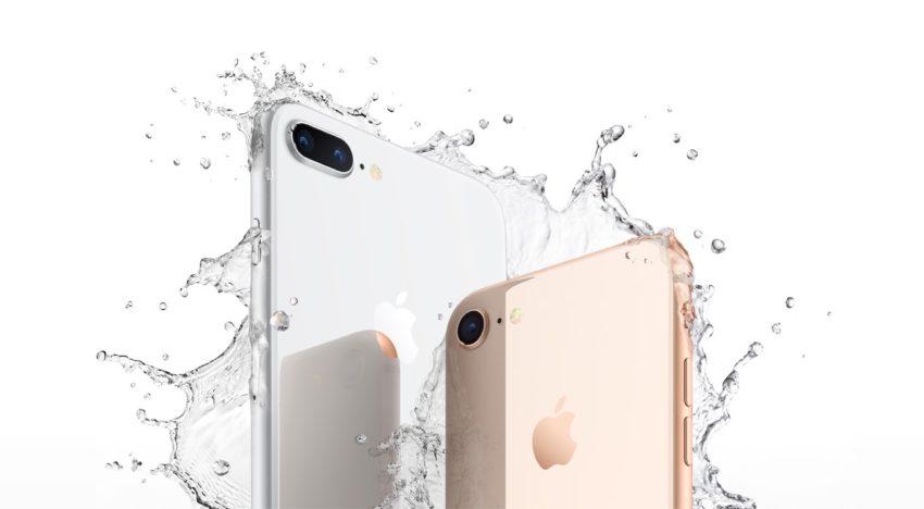 iPhone 8, iPhone 8 Plus & iPhone X