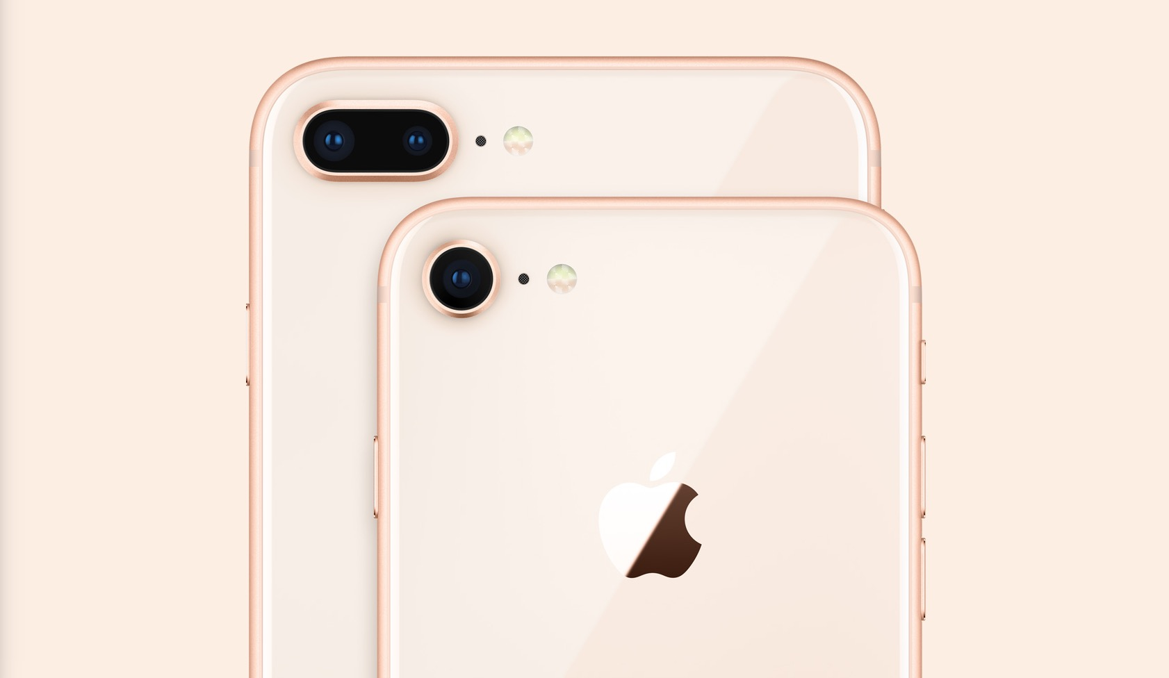 This is the most stylish iPhone 8 color option.