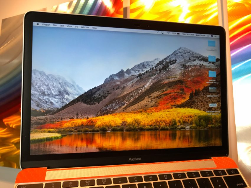 Learn About macOS High Sierra