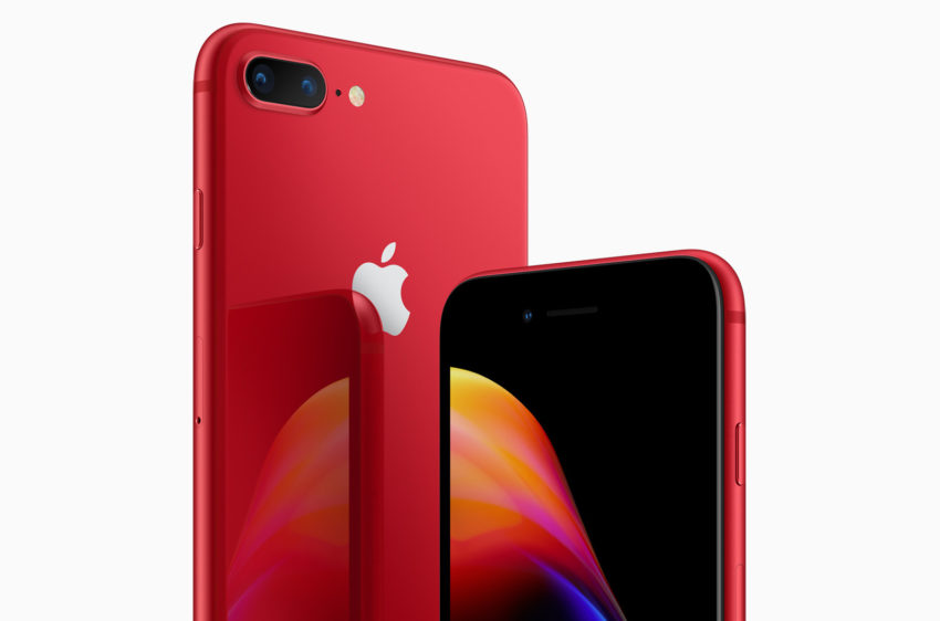 Red and Gold are the most stylish iPhone 8 color options.