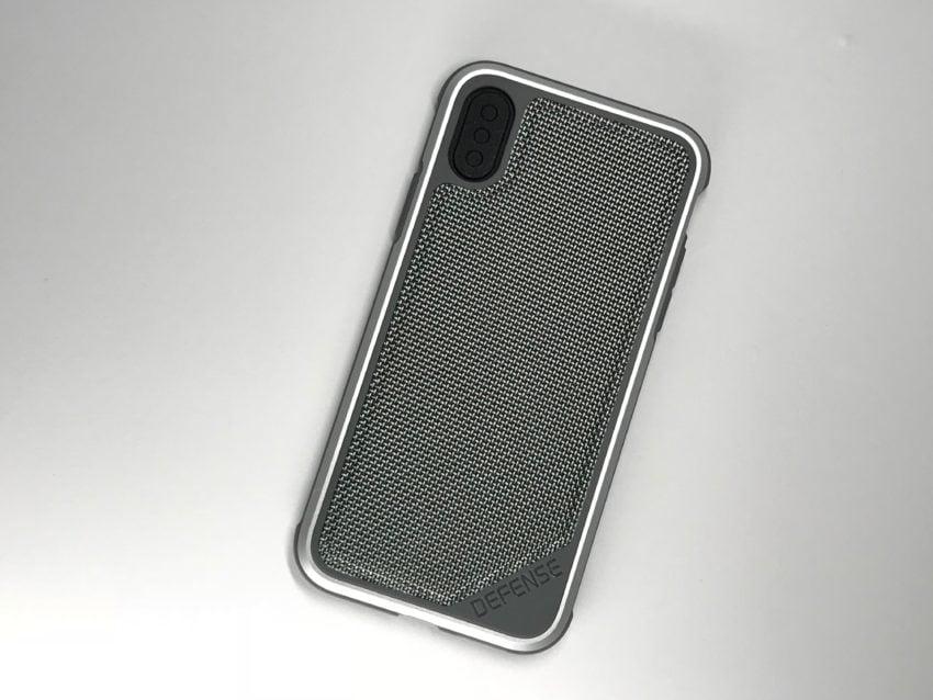 x-doria Defense Lux iPhone X Case
