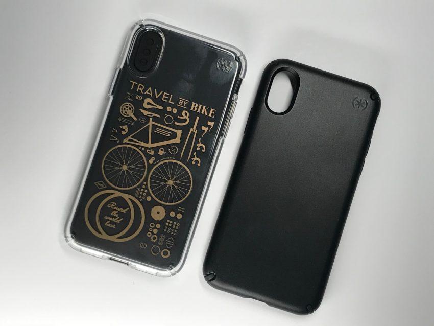 Speck Presidio iPhone X Cases