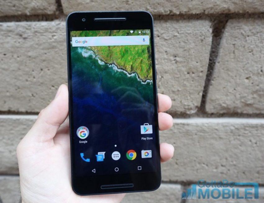 Pixel 2 XL vs Nexus 6P: Display