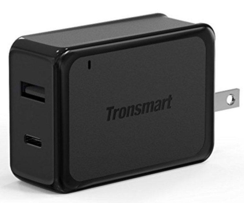 Tronsmart Dual Port Fast Charger