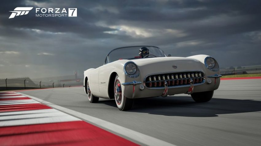 Forza 7 – Out Now
