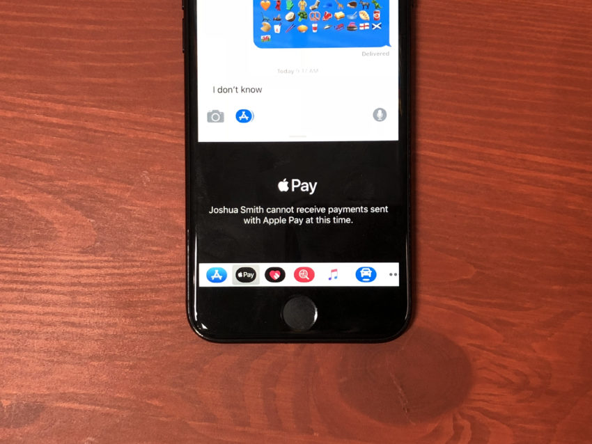 Missing iOS 11 Features