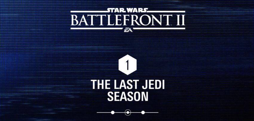 Star Wars Battlefront 2 The Last Jedi Release Date