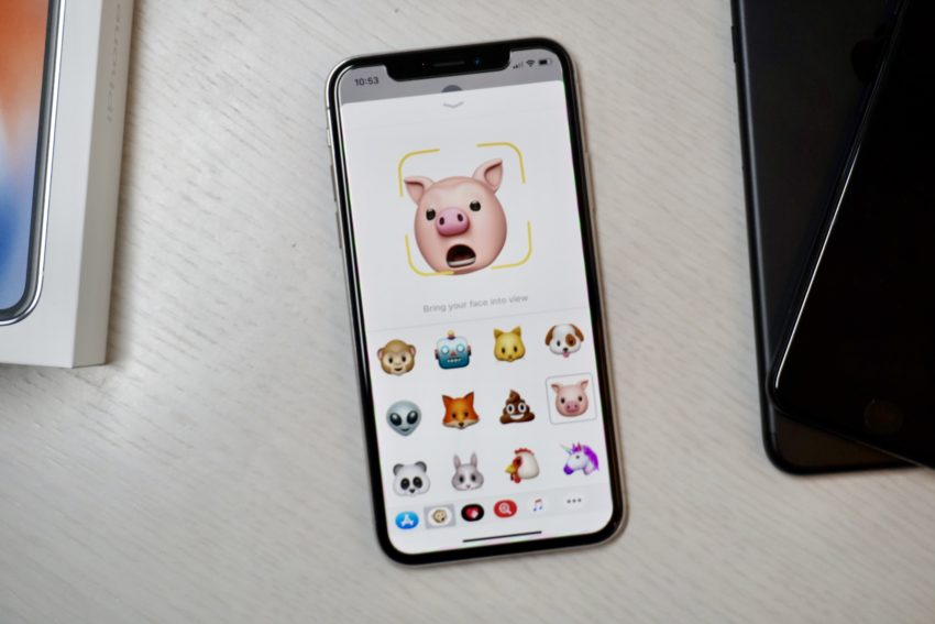 How to use Animoji on the iPhone X.