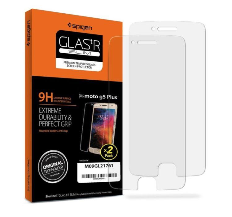 Spigen Tempered Glass 2-Pack