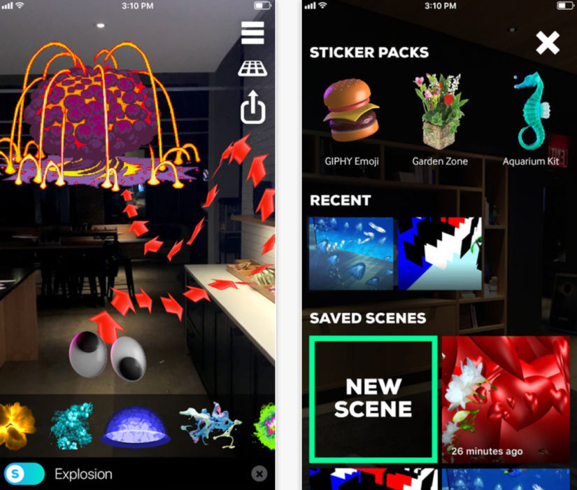 Augmented Reality Doesn't Work with iPhone 5s
