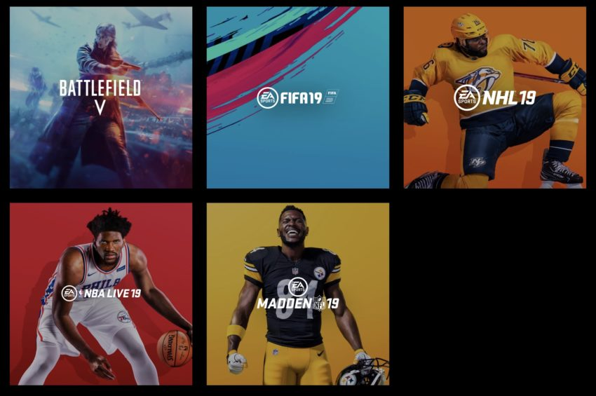 Play new EA games before the release date. No pre-order needed.