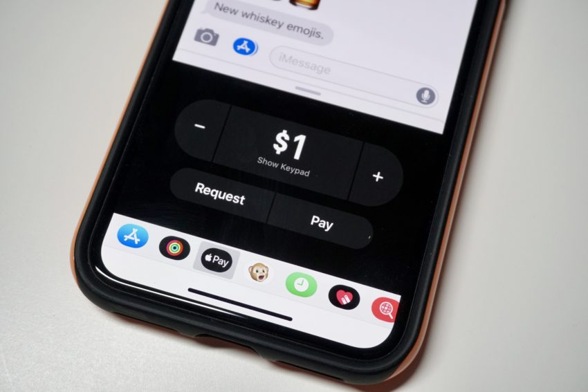 Send money with Apple Pay Cash.