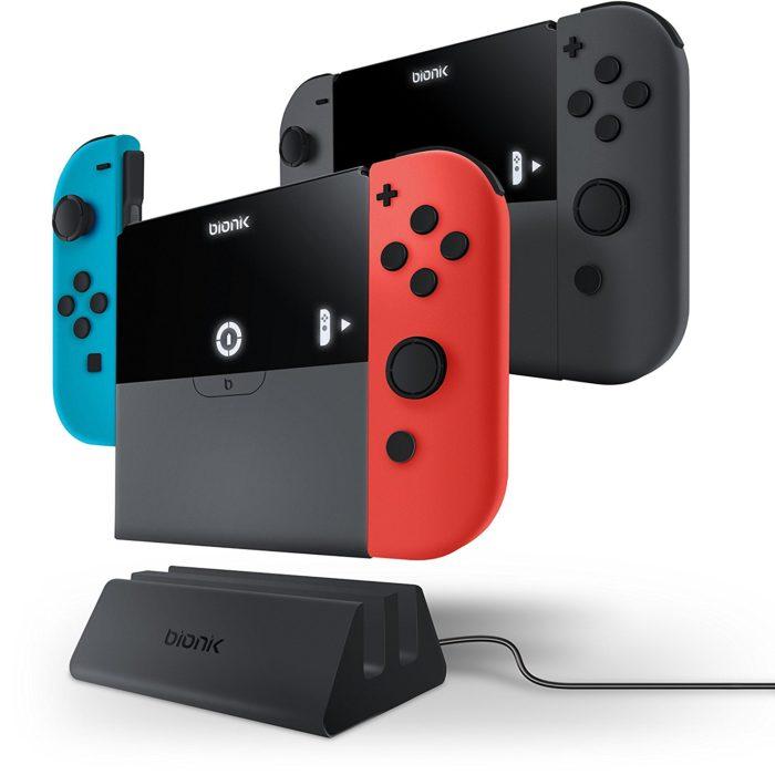Bionik Power Plate Duo for Nintendo Switch