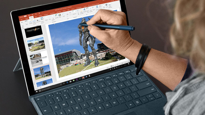 The 2017 Surface Pro is Ready for Work and Play