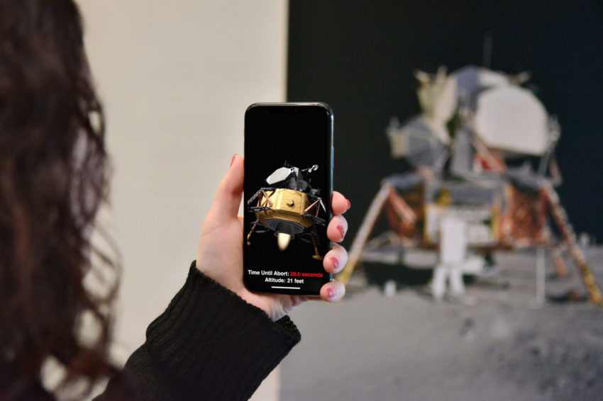 Upgraded AR Experiences on iPhone & iPad