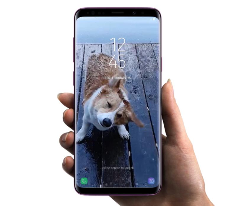 Galaxy S9 vs Pixel 2 XL: Display