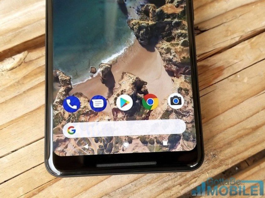 Galaxy S9 vs Pixel 2 XL: Design