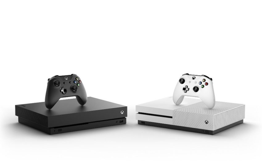 Xbox One S and Xbox One X Offer Tons of Value