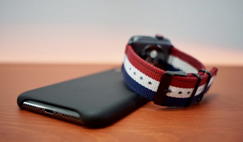 The Southern Straps Apple Watch bands are top notch.