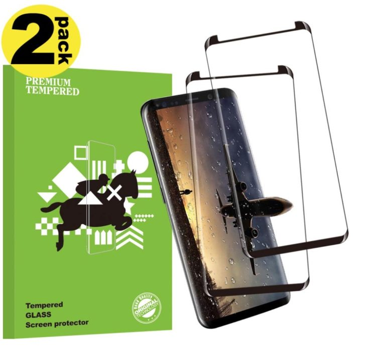 Wolf Tempered Glass 2-Pack