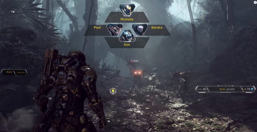 Expect an Anthem beta where you can play with friends.