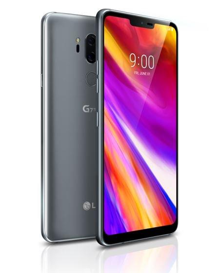LG G7 vs Pixel 2 XL: Design