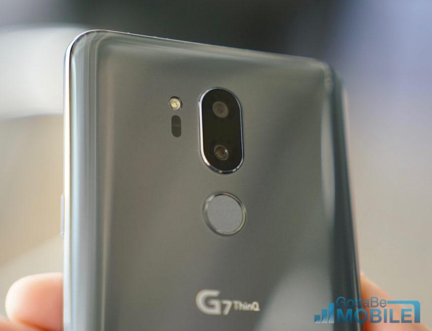 LG G7 vs LG G5: Camera(s)