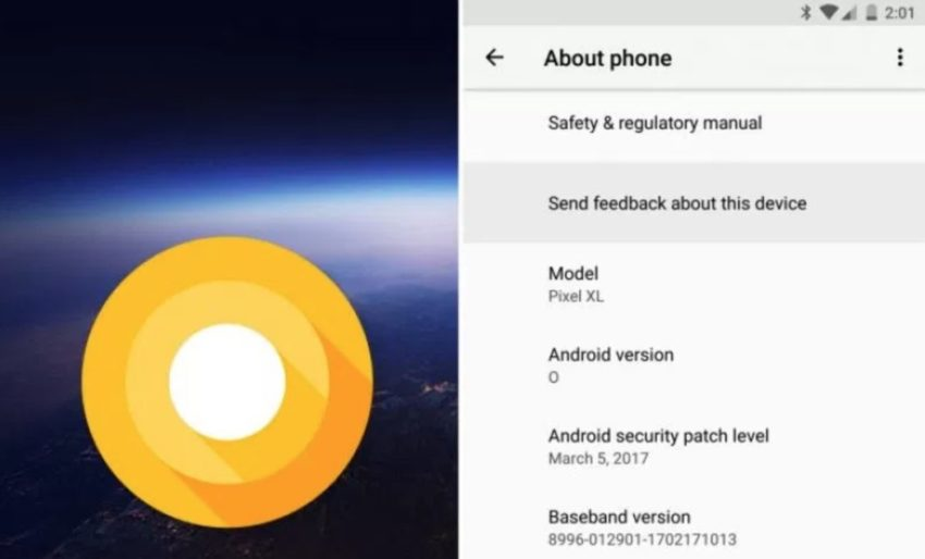 Install Android P to Help Improve Android