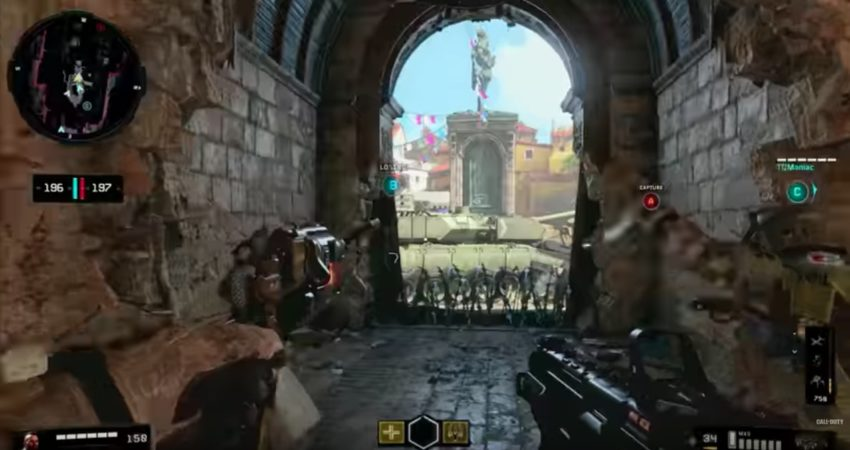 Call of Duty: Black Ops 4 takes place between two previous games.