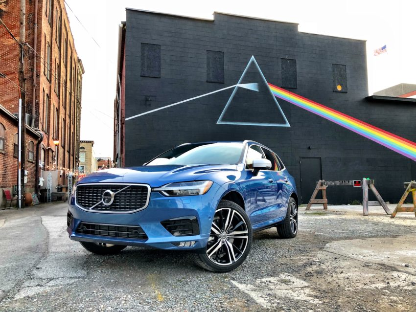 The 2018 Volvo XC60 R-Design is fun to drive, but there are more spirited competitors.