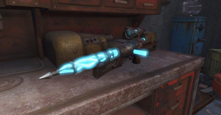 Alien Assault Rifle
