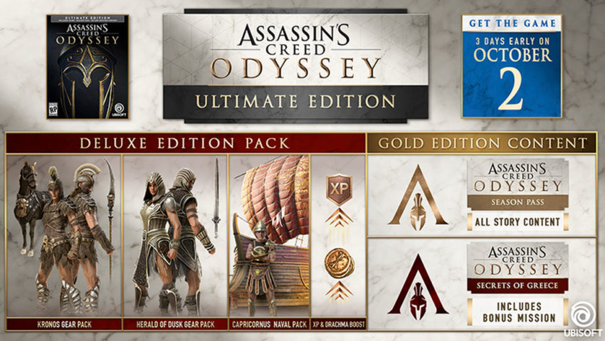 Pre-Order If You Want to Play ASAP
