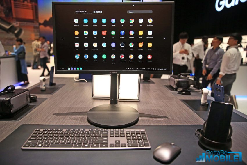 Buy If You Want Samsung DeX Support