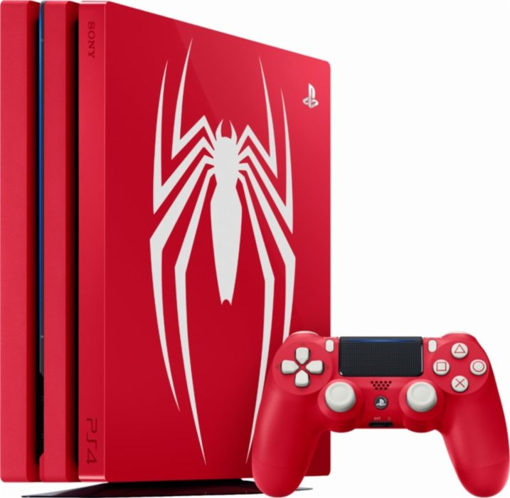 Pick up the Spider-Man PS4 Pro bundle if you want the game and to save on a PS4 Pro.