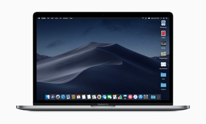 What you need to know about macOS Mojave.