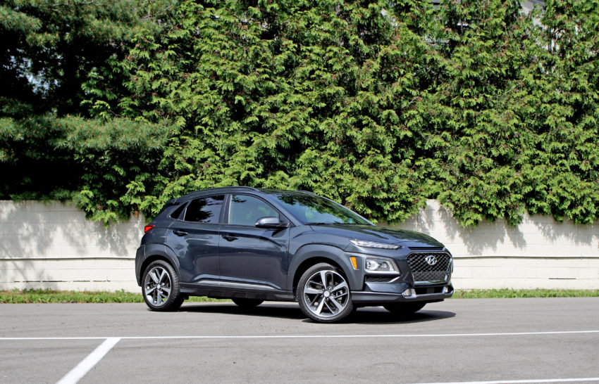The 2018 Kona starts under $20,000 with Apple CarPlay and Android Auto standard.