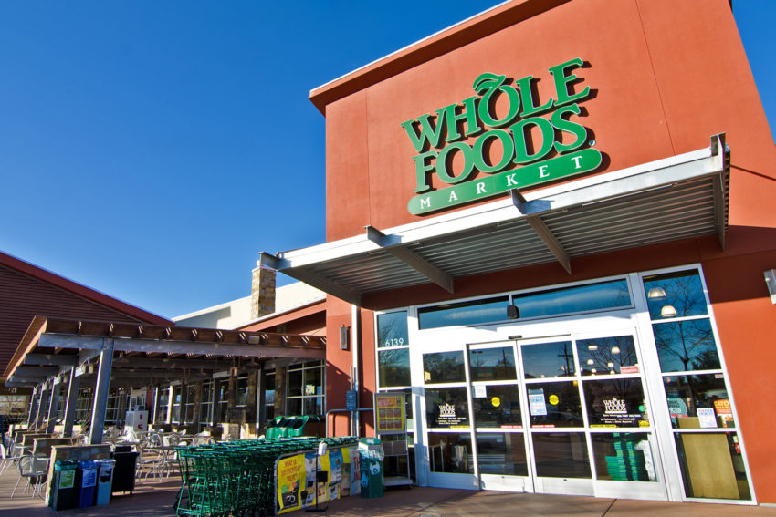 For Whole Foods Discounts