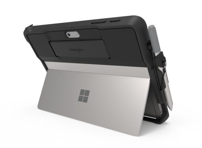 Kensington BlackBelt Rugged Surface Go Case