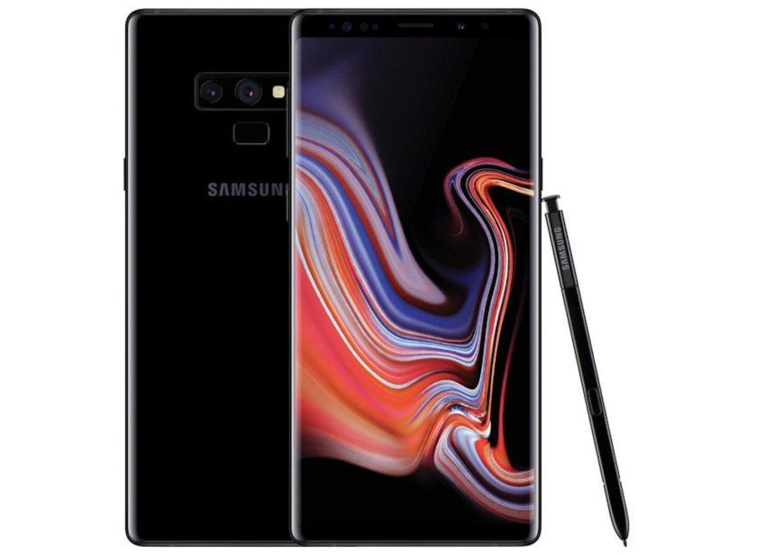 Galaxy Note 9 vs Galaxy S9+: Design