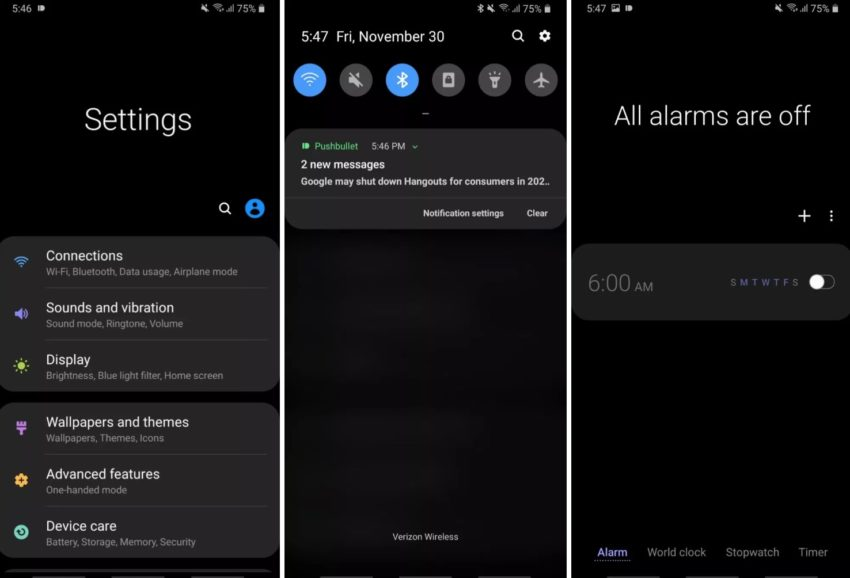 Be Comfortable with Dark Mode Night Themes