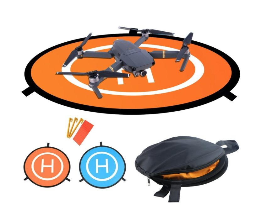 PGYTECH Double Sided Folding Landing Pad