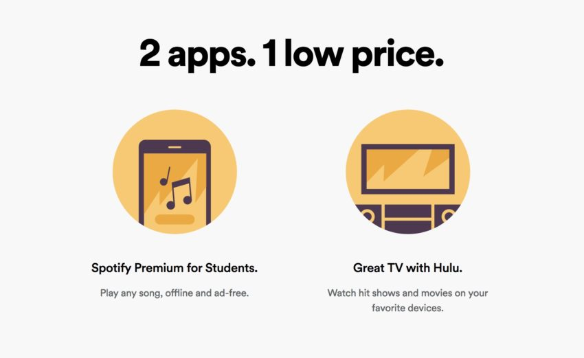 Don't Buy If You Already Have Netflix, Hulu and Spotify