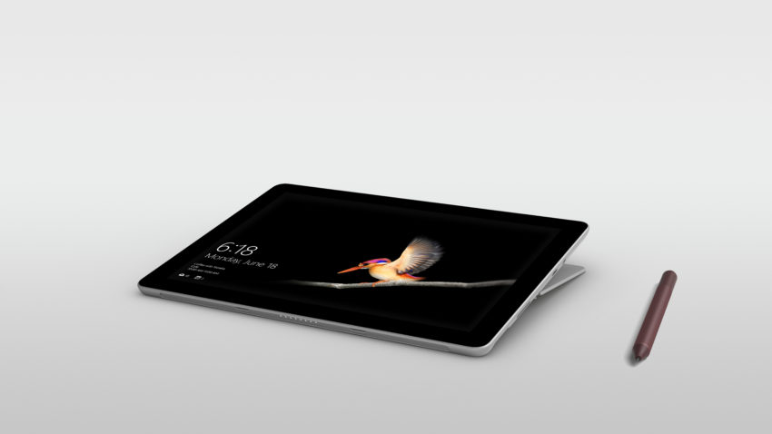 Buy the Surface Go for the Accessories & Ecosystem