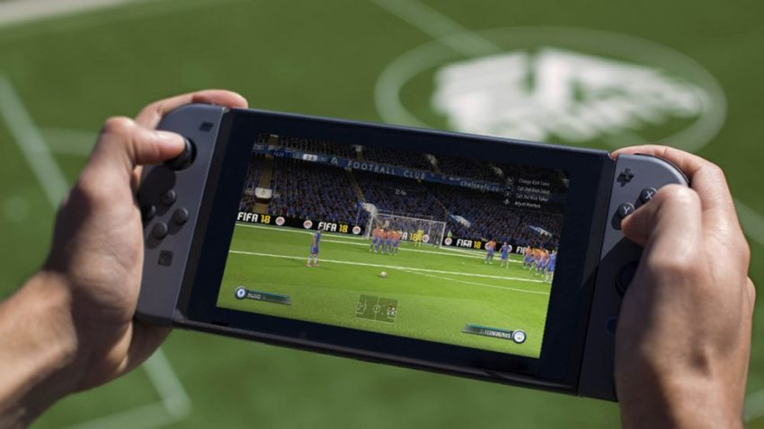 Don't count on a FIFA 19 Switch demo, but it could happen.
