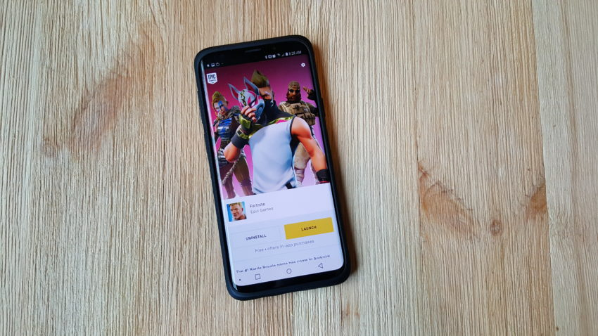 How to play Fortnite for Android on unsupported phones.