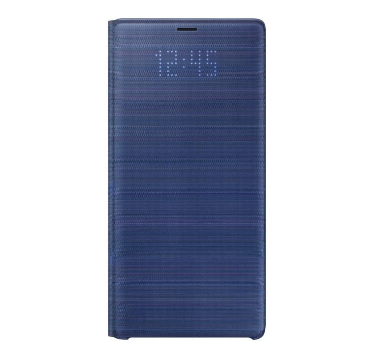Galaxy Note 9 LED Wallet Cover