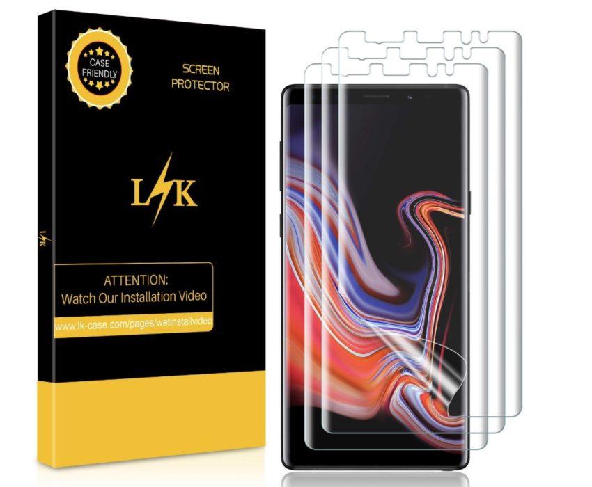LK LiquidSkin Clear Film 3-pack ($5)